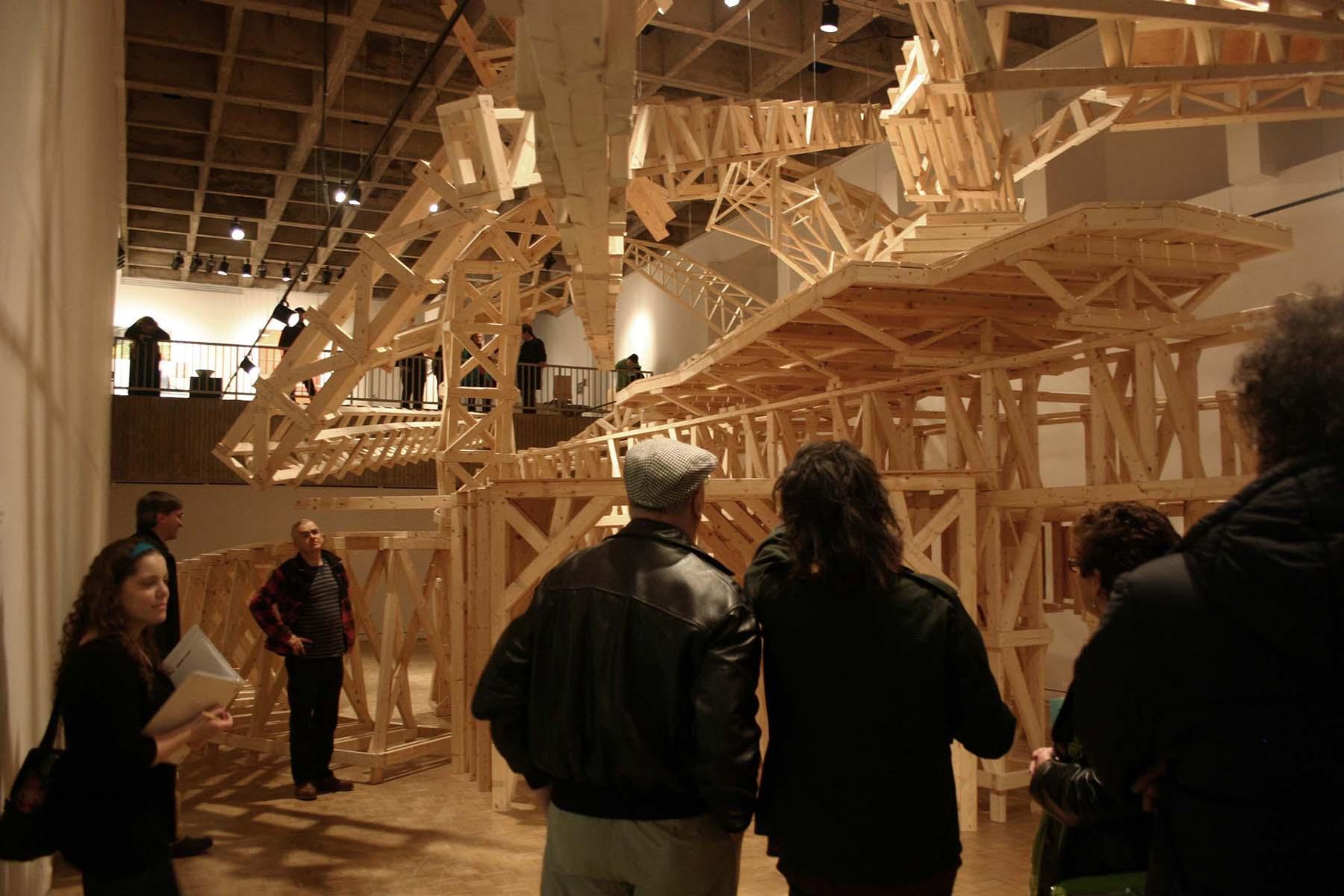 09. Opening New Work Higgins MSVU Gallery