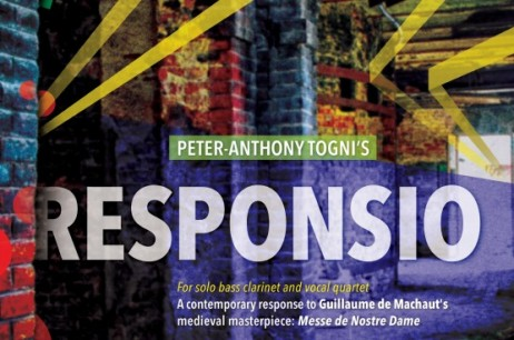 Responsio – Peter-Anthony Togni