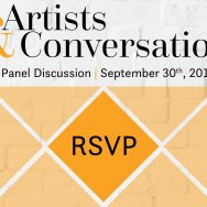 RSVP – Artists & Conversation 2019